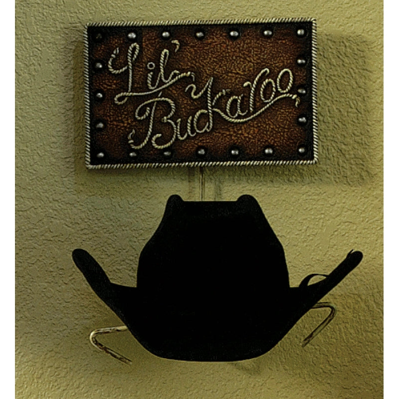 Little Buckaroo Hatstand