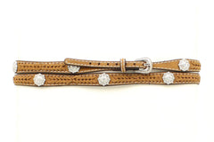Laced with Conchos Hatband