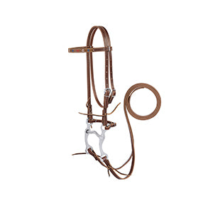 Star Embroidered Bridle, Pony