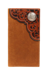 Overlay/Concha Rodeo Wallet