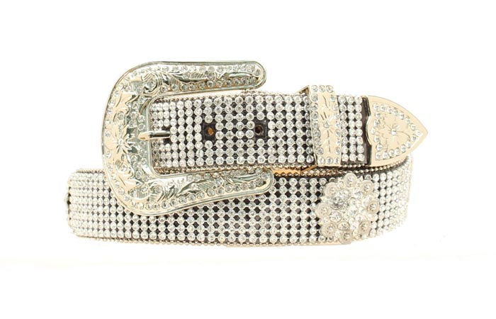 Crystals Bling Belt