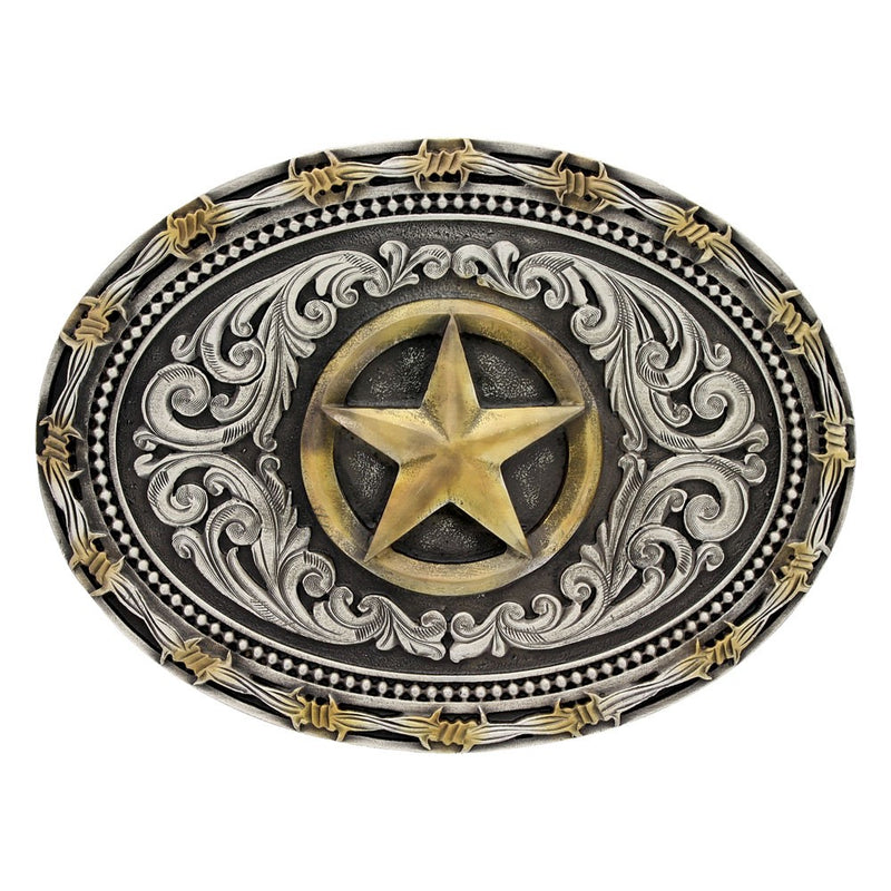 Two-tone Lonestar Buckle
