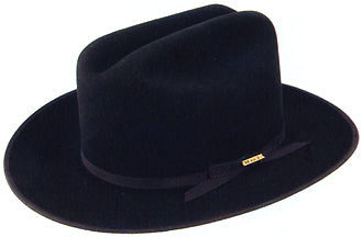 Stetson Open Road Black Hat