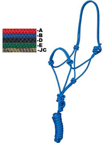 Traditional Rope Halter