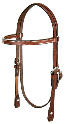 Leather Browband Headstall