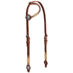 Flat Sliding Ear Headstall