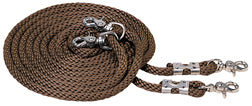 Poly Rope Draw Reins
