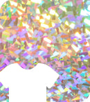 Crystal Holographic HTV