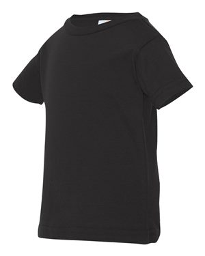 Rabbit Skins Infant Black Shirt