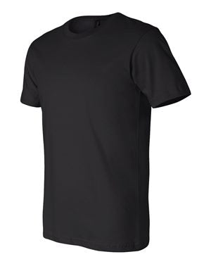 Bella Canvas Black Adult T-Shirt