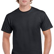 Gildan Black Adult Unisex Shirt