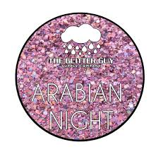 Arabian Night Glitter