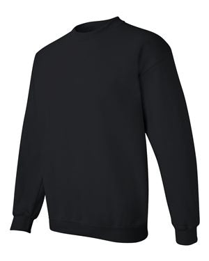 Black Gildan Adult Sweatshirt