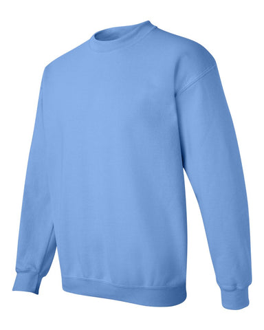 Adult Gildan Light Blue Crewneck Sweater