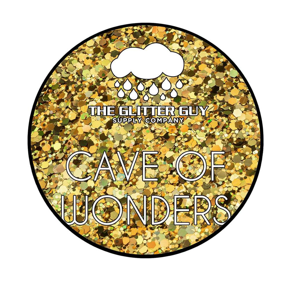 Cave Of Wonders Glitter