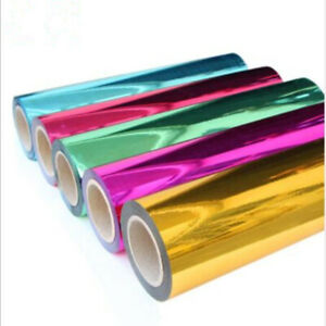 Heat Transfer FOILS (2 STEP PROCESS)