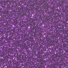 Purple Glitter HTV