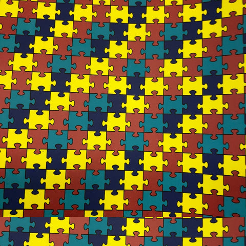Autism Awareness Adhesive
