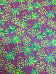 Painted Pineapple Pattern HTV
