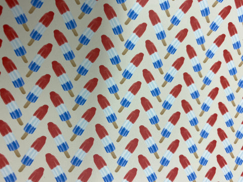 Popsicle Pattern HTV
