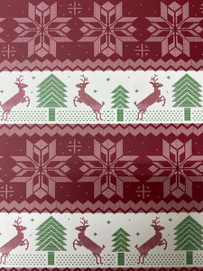Holiday Sweater Adhesive