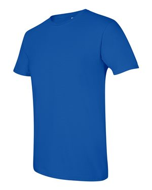 Gildan Royal Blue Softstyle Adult T-Shirt