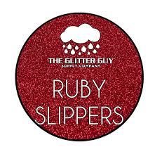 Ruby Slippers Glitter
