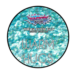 Warm Hugs Glitter (snowman) Shapes