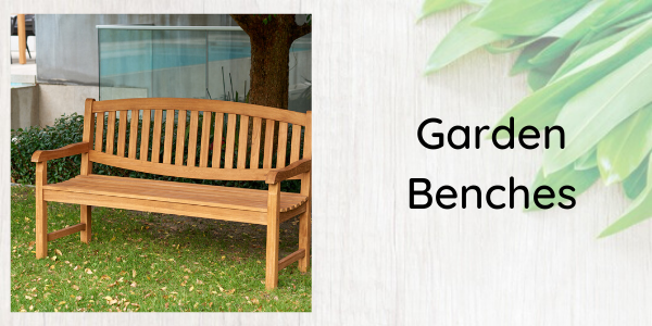 garden bench outdoor