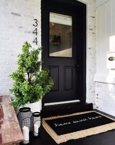 front porch styling image pinterest