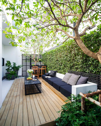 Our Guide To Small Outdoor Areas