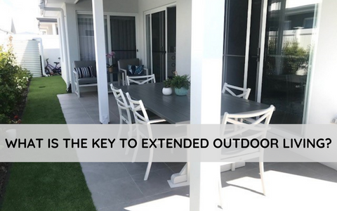 key to outdoor living