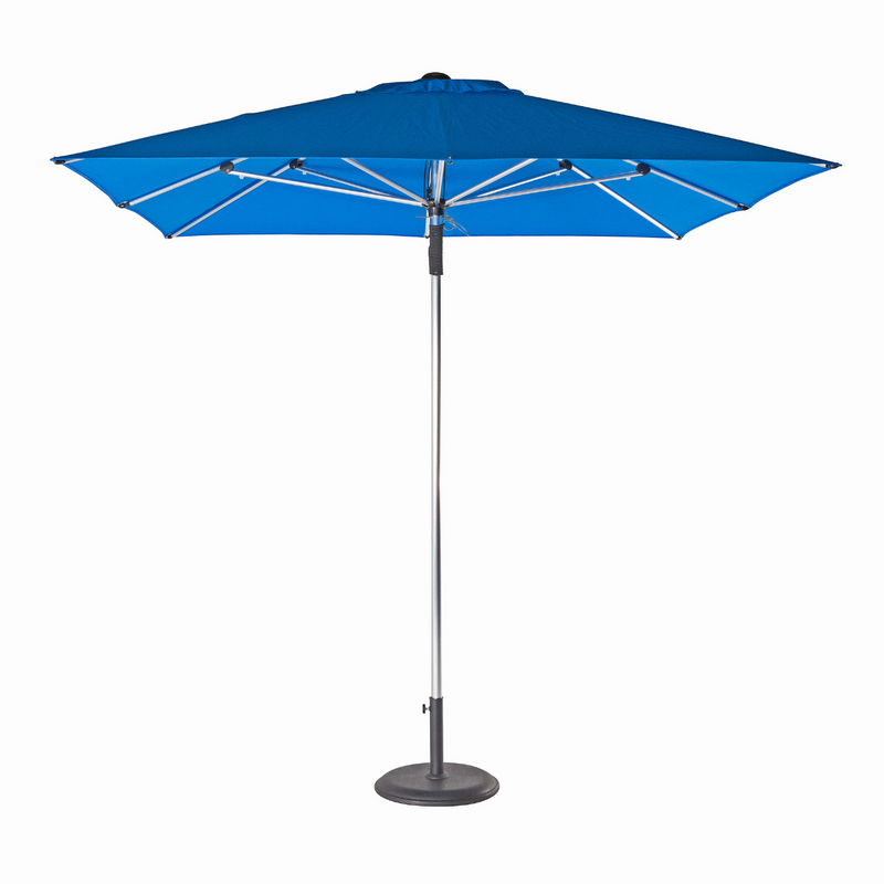 coolum 200 sq umbrella cobalt blue