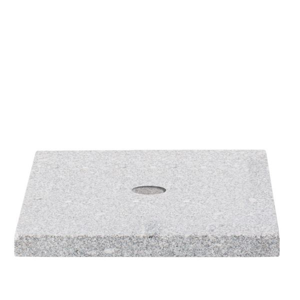 Granite base weight