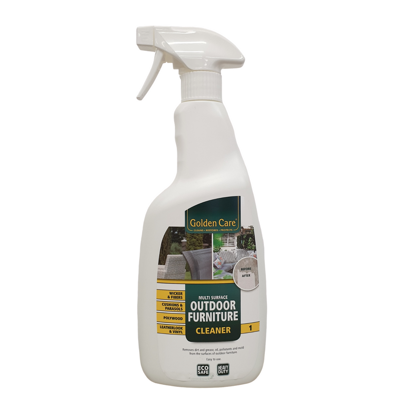 GC outdoor furniture cleaner