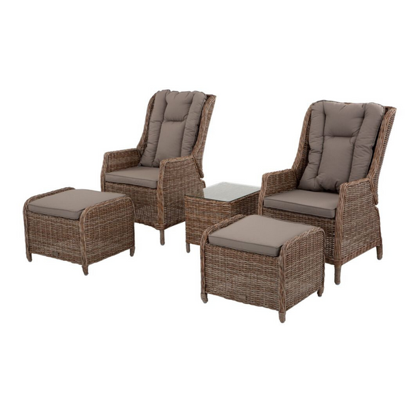 Eldorado 5pce Recliner Set - Due June