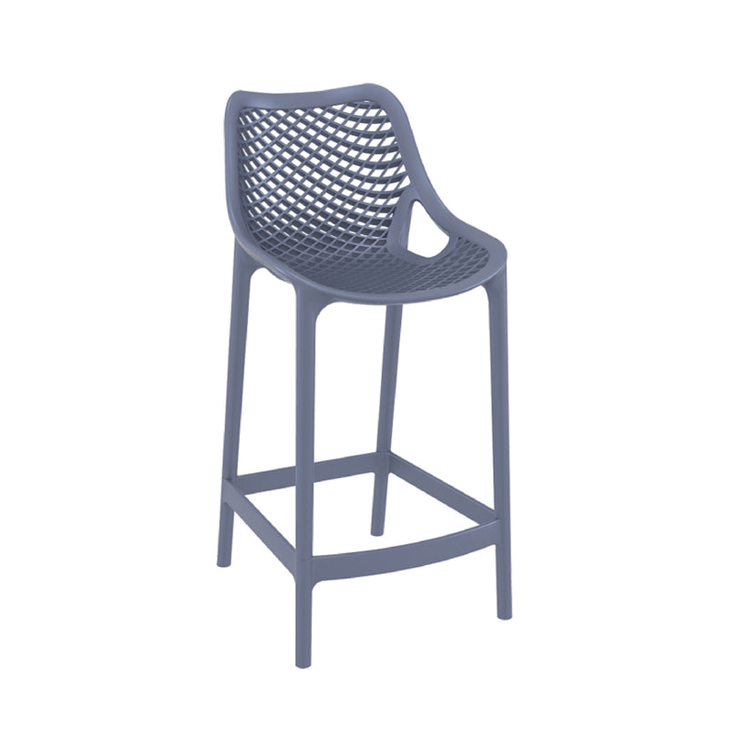 air barstool anthracite