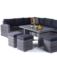Churchill Corner Casual Dining Setting
