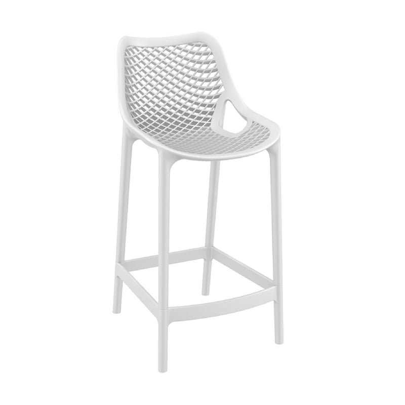 air barstool white