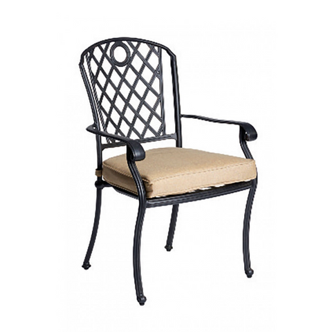 Whitehorse Cast Aluminium Dining Chair