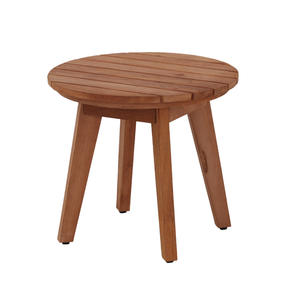 Salem Teak Side Table