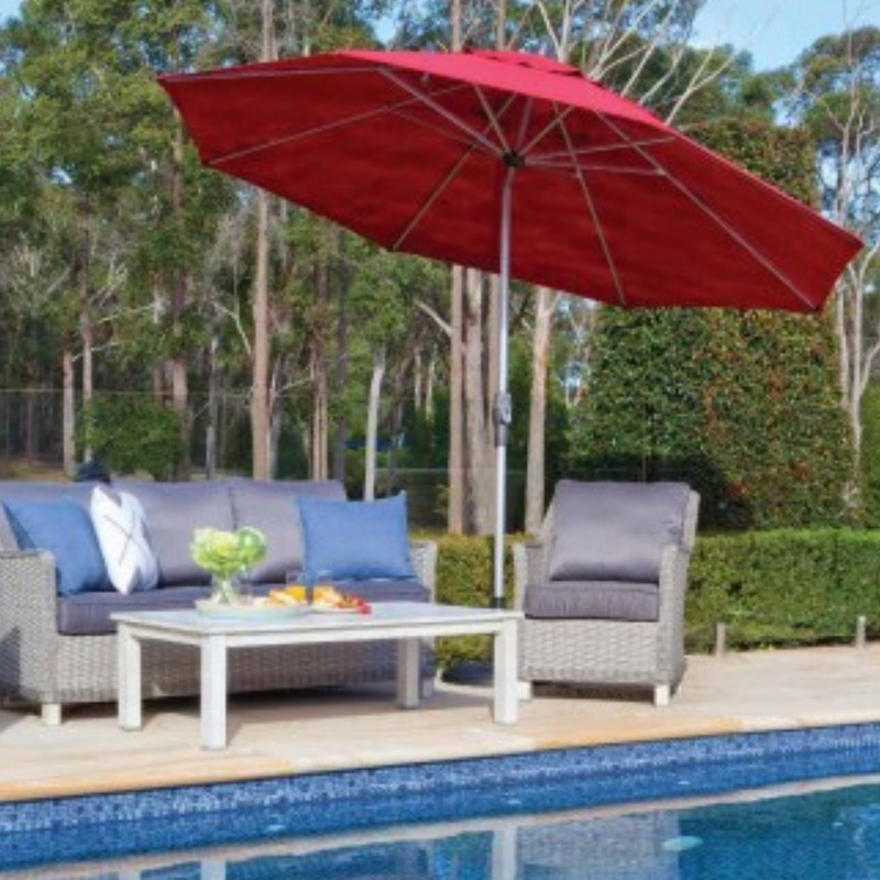 Shelta Fairview Umbrella 3.3m Oct