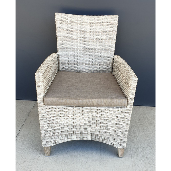 venice wicker chair