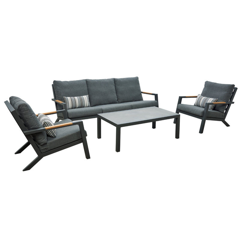 Venus 4 Piece Lounge