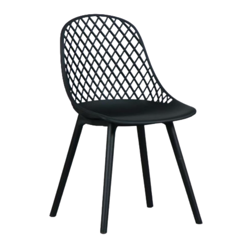 cosmo chair black
