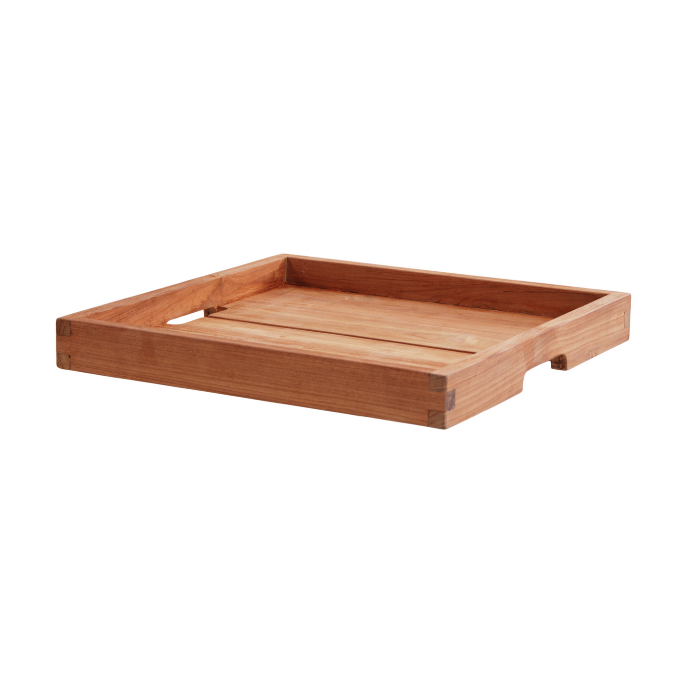 NEW Leonardo Teak Serving Tray