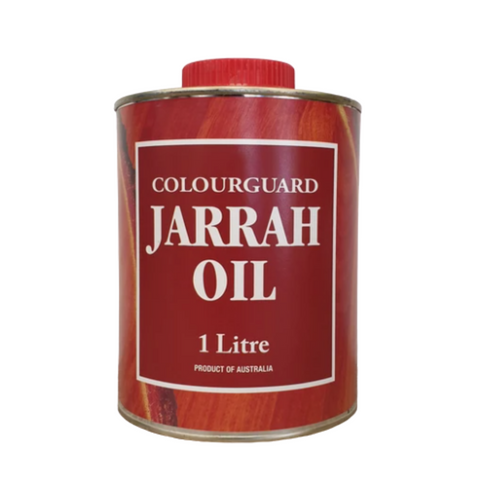 Colourguard Jarrah Oil 1L