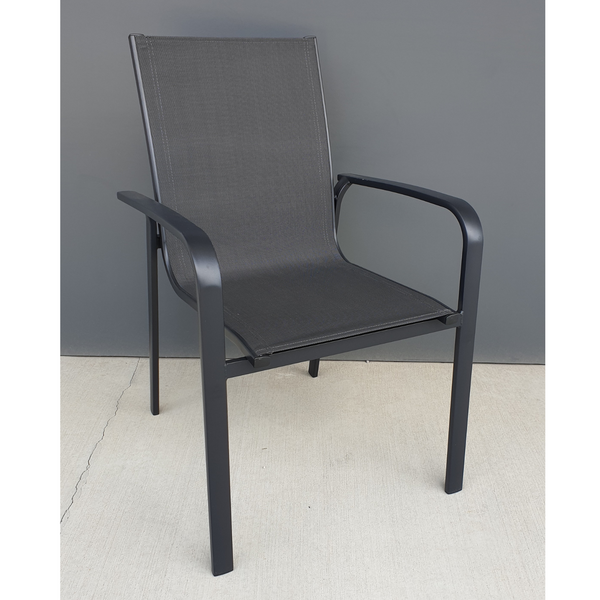 Pandora Sling Chair Lume Outdoor Living