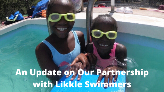 An Update on Our Partnership with Likkle Swimmers