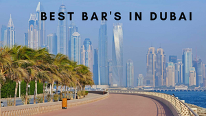 Best Bar's In Dubai